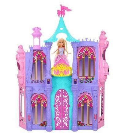 Sparkle-girlz-Királyi-palota-babával