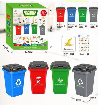 Garbage-sorting---Szelektiv-hulladekgyujtes